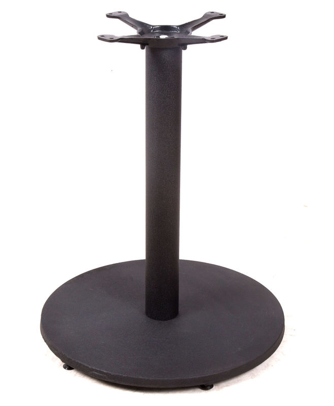 Cast Iron Cross Table Base Popular  Restaurant Table bases For commercial Furniture